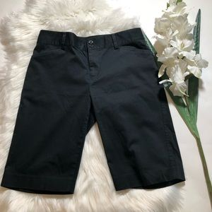 Ralph Lauren Black Bermuda Shorts 12